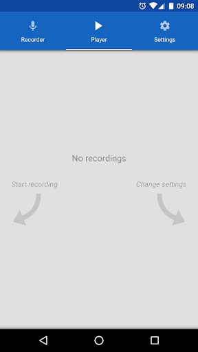 Voice Recorder 2.59 screenshots 6