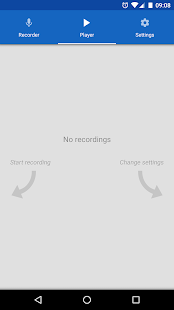 Voice Recorder- screenshot thumbnail