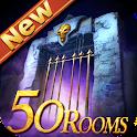 New 50 rooms escape:Can you escape:Escape game icon