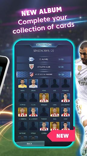 LaLiga Top Cards 2020 - Soccer Card Battle Game 4.1.2 screenshots 12