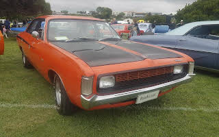 Chrysler Vh Valiant Pacer Rent Southland