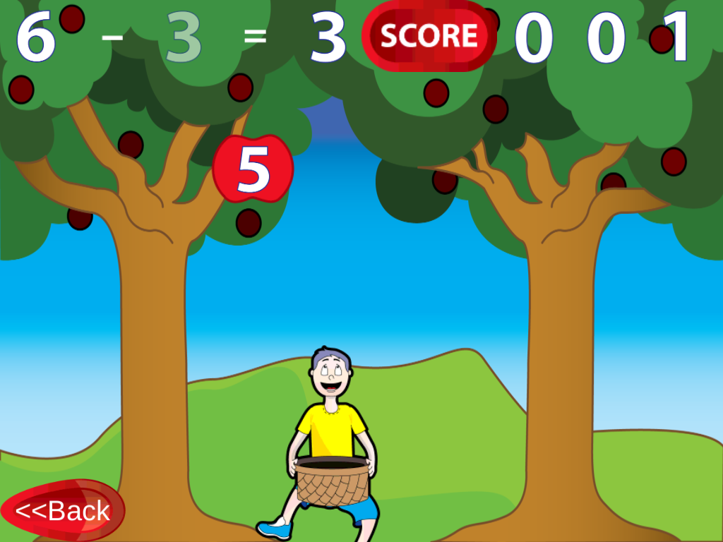 Applus, Math Learning Game for Kids- screenshot