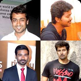 Quiz Tamil actors