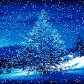 Winter Snowy Tree LWP icon