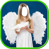 Angel Selfie Photo Frames