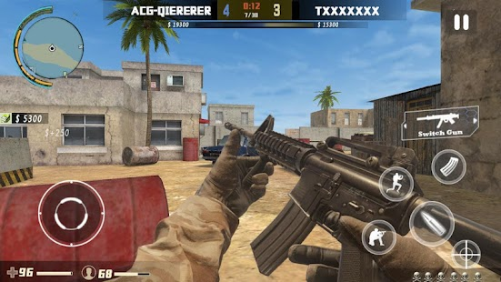 Critical Strike Shoot Fire- screenshot thumbnail