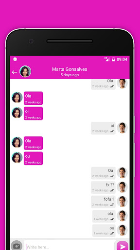 Dating App Meet, Chat, Friends screenshot