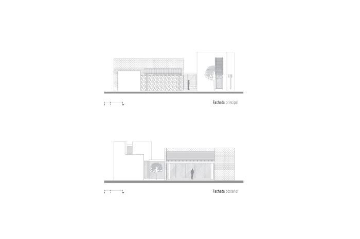 Casa Fresno - Dionne Arquitectos