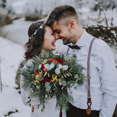 Wedding photographer Kira Komarovics (theclickwedding). Photo of 22.01.2018
