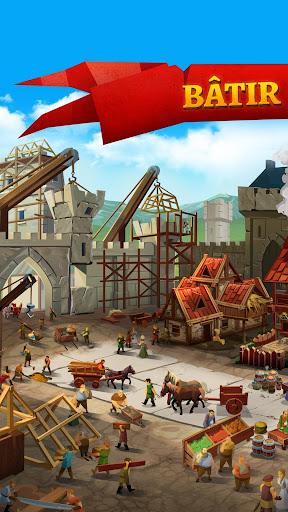Télécharger Empire: Four Kingdoms   Medieval Strategy MMO APK MOD (Astuce) screenshots 1