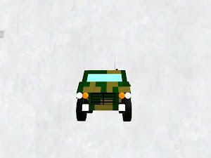 Army Van