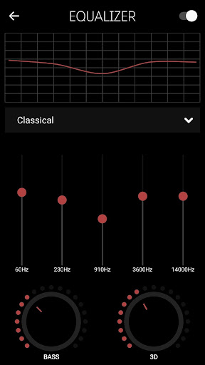 Ekstar Music Applications pour Android screenshot