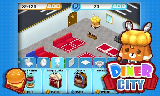 Diner City screenshot 3
