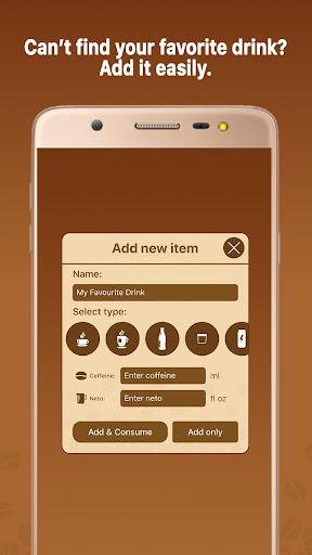 Caffeine Tracker screenshot 4