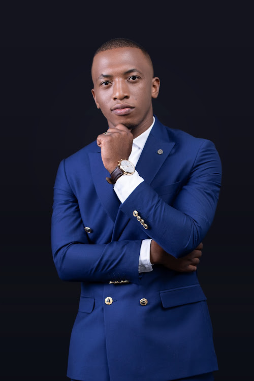 Dumi Mkokstad will perform at the Guild Theatre in East London on Saturday.