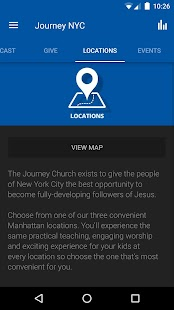The Journey Church NYC- screenshot thumbnail