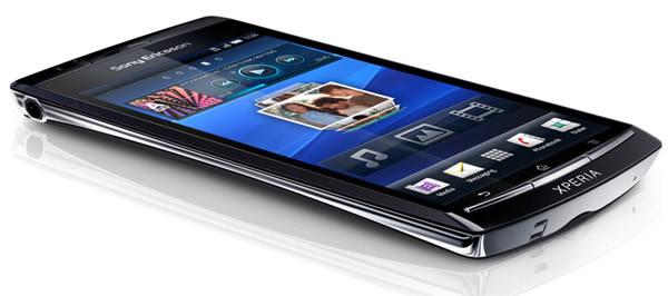 Sony Ericsson Experia Arc