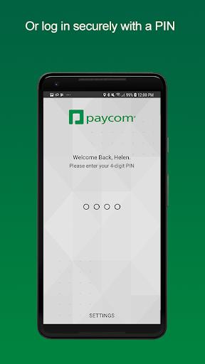 Paycom 5.3.10 screenshots 2