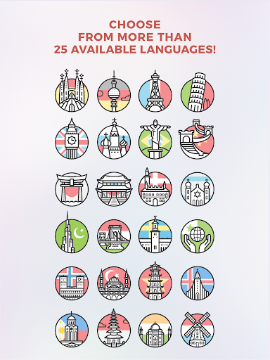 Drops: Learn Korean, Japanese, Chinese language 25.5 screenshots 12