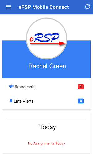 eRSP Mobile Connect app (apk) free download for Android/PC/Windows screenshot