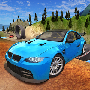 Download Car Stunts Driver 3D v2 APK Full - Jogos Android