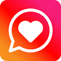 JAUMO Dating - Match, Chat & Flirt with Singles icon