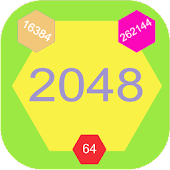 2048 Hexic (no Ads)