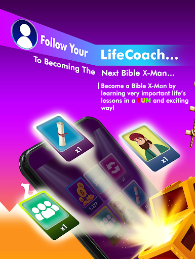 Bible X-Man (Early Access) android2mod screenshots 7