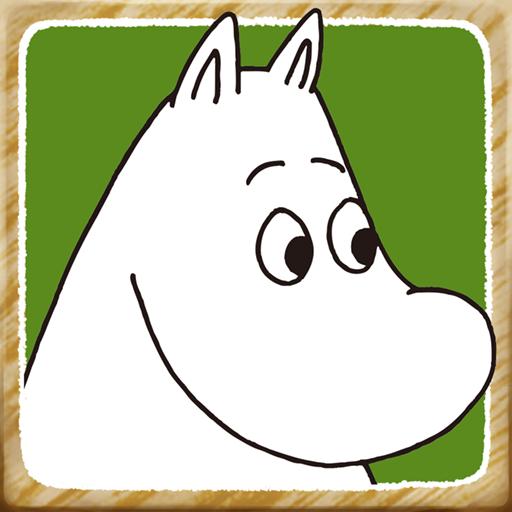 模拟のムーミン 〜ようこそ! ムーミン谷へ〜 LOGO-記事Game