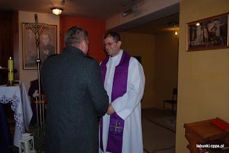 Photo: Dyr Hospicjum Santa Galla ks. Michał Józef Przybysz CPPS