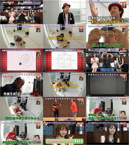 (TV-Variety)(720p) 永尾まりや – どうなる? 150921