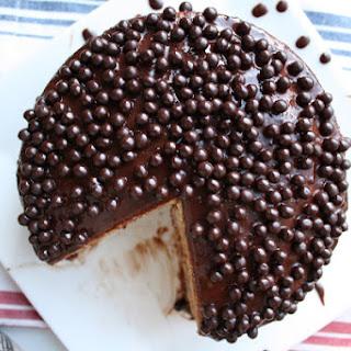 Mom's Chocolate Hazelnut Birthday Crepe Cake