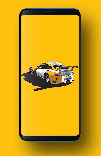 Cars Art Wallpapers HD screenshots 2
