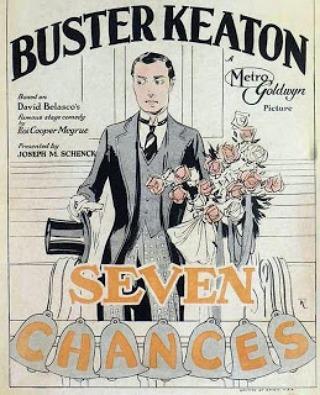 Siete ocasiones (1925, Buster Keaton)