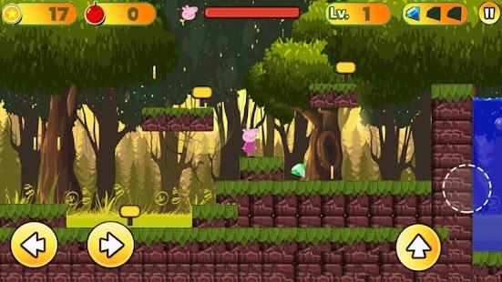 Pepp Game Pig Adventure Words - náhled