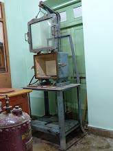 Photo: Pressure Calibration