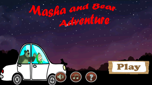 Masha and Bear adventure