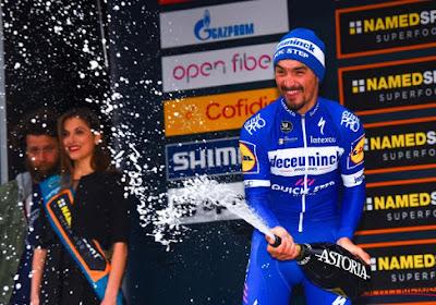 Alaphilippe remporte Milan - San Remo devant un Belge !