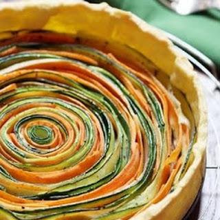 Simple Vegetable Tart