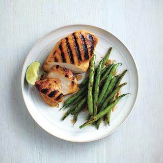 Grilled Five-spice Chicken.