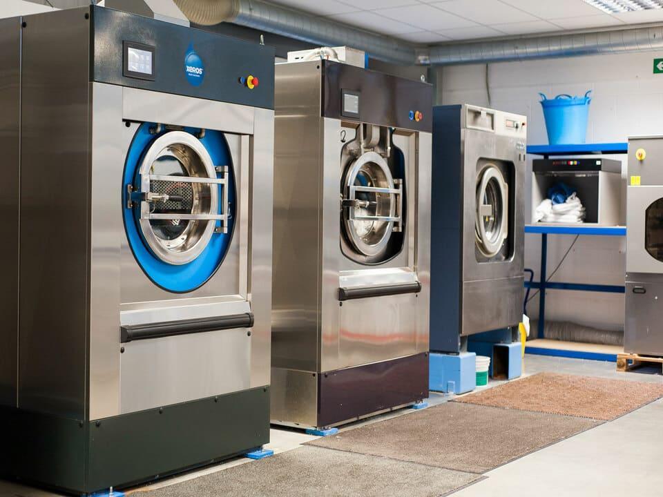 Máy giặt công nghiệp có giá bao nhiêu?