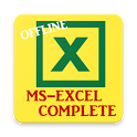 Learn MS Excel Full Course (Formulas and function) icon