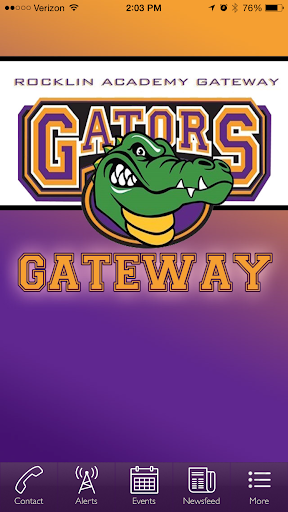 Rocklin Academy Gateway