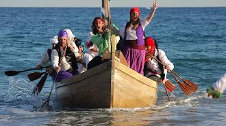 IX edición del Desembarco Pirata en San José.