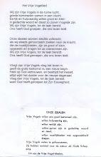 Photo: Vrije Vogels