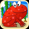 Frog Race 2D
