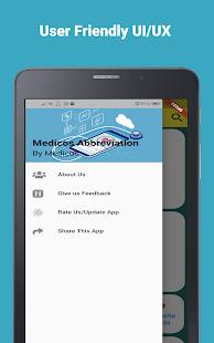 Download Medicos Abbreviation :Medical Short Form Offline For PC Windows and Mac apk screenshot 15