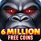Ape About Slots - Best New Vegas Slot Games Free (game)