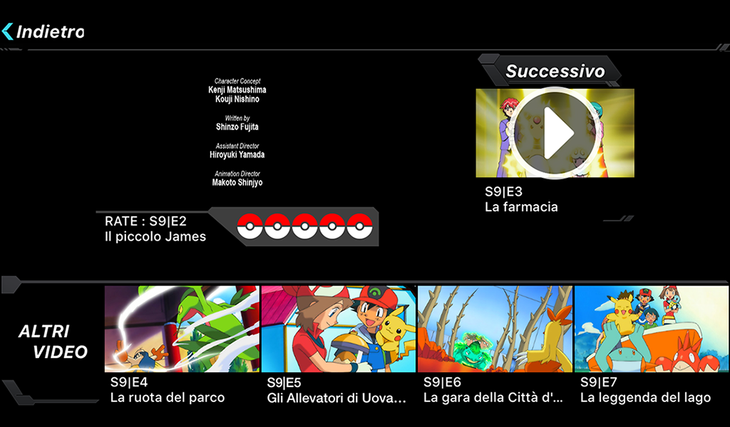 TV Pokémon- screenshot
