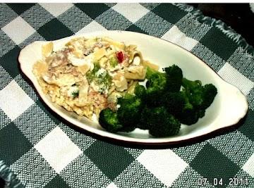 Just Another Tuna Casserole  --  Not Recipe